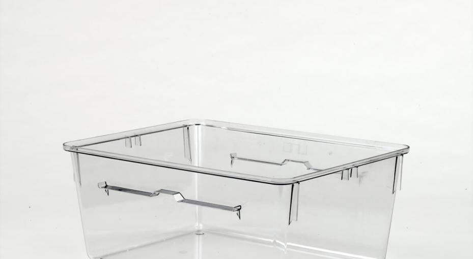 Plastic cages for vivarium