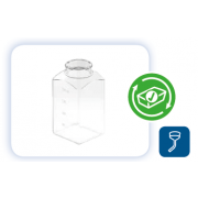 Polycarbonate drinking bottles